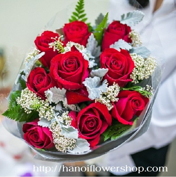5 most popular flowers to give on valentines day, Ideas