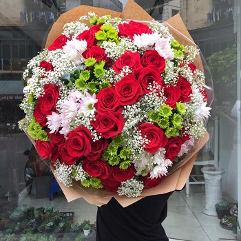 Hanoi Women's Day Flowers