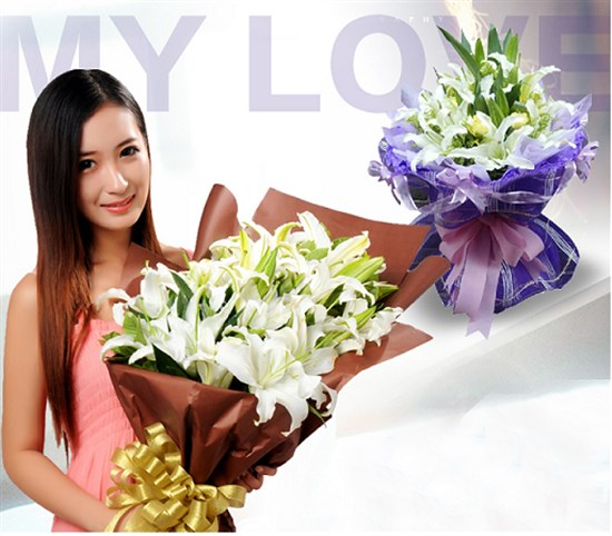 How to order flowers online to Hanoi, Vietnam
